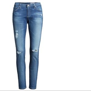 AG Legging Ankle Jeans in 11 Years Swapmeet